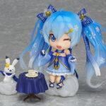 Nendoroid 701. Snow Miku: Twinkle Snow Ver. [Vocaloid]