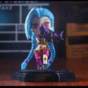 League of Legends (LOL) — Jinx / Лига легенд фигурка Джинкс