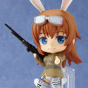 Charlotte E. Yeager — Strike Witches — Nendoroid 205