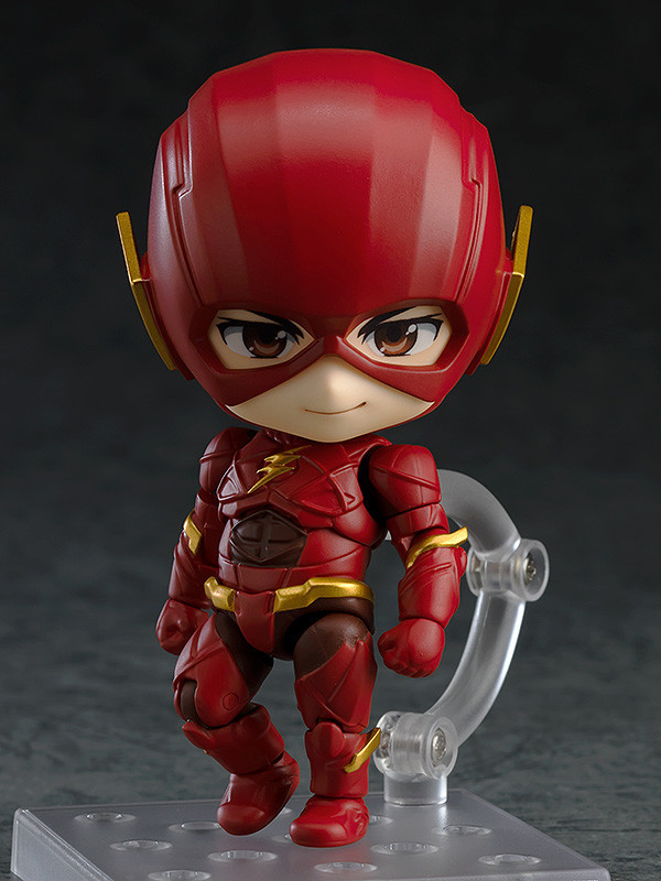 Nendoroid 917. Justice League Edition — Flash (Флэш)