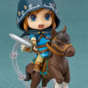 Nendoroid 733DX.  Link The Legend of Zelda Breath of the Wild Ver. DX Edition