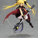 Figma 056. Fate Testarossa: The MOVIE 1st ver. / Magical Girl Lyrical Nanoha фигурка