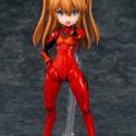 Asuka Langley Shikinami Posable Figure [Rebuild of Evangelion]