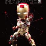 MARVEL IRON MAN 3 MARK 42 — [EGG ATTACK EAA-036]