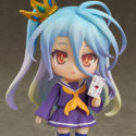 Nendoroid 653. No Game No Life Shiro / Сиро — Нет игры — нет жизни