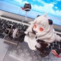 Nendoroid 542. Northern Princess. Kantai Collection