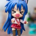 Nendoroid 027. Lucky☆Star — Izumi Konata / Счастливая звезда Изуми Коната