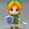 Nendoroid 553. Link: Majora's Mask 3D Ver. The Legend of Zelda фигурка