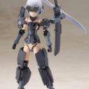 Frame Arms Girl — Jinrai Indigo Ver. Plastic Model