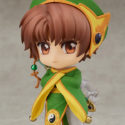 Nendoroid 763. Syaoran Li — Cardcaptor Sakura