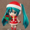 Nendoroid 280. Hatsune Miku: Santa Ver. Vocaloid