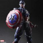 Captain America — Marvel Universe [Play Arts Kai]