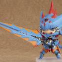Nendoroid 266. Hunter: Male Swordsman — Lagia X Edition Monster Hunter
