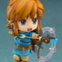 Nendoroid 733.  Breath of the Wild Ver. The Legend of Zelda