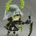 Nendoroid 292. Dead Master: TV ANIMATION Ver. (Black Rock Shooter)