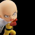 Nendoroid 575. Saitama One-Punch Man / Саитама аниме фигурка