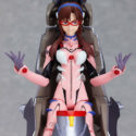 Makinami Mari Illustrious: New Plugsuit ver. — Evangelion 2.0 — Figma 079