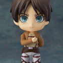 Nendoroid 375. Eren Yeager Attack on Titan / Вторжение гигантов фигурка Эрена