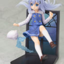 Chino 1/8 Complete Figure Is the Order a Rabbit?