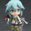 Nendoroid 452. Sword Art Online II Asada Shino / Мастера Меча Онлайн Синон аниме фигурка