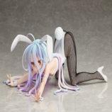 Shiro: Bunny Ver. — No Game No Life 1/4 Complete Figure