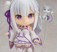 Nendoroid 751. Emilia Re: Zero / Эмилия — нендороид фигурка