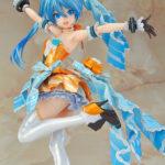 Hatsune Miku Orange Blossom Ver. -Project DIVA- 2nd — [Vocaloid] [1/7 Complete Figure]