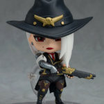 Ashe: Classic Skin Edition — Overwatch — Nendoroid 1167
