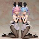 Ram: Bunny Ver. — Re:ZERO 1/4 Complete Figure