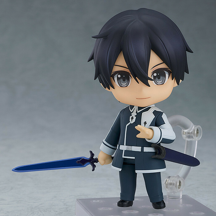 Kirito: Elite Swordsman Ver. — Sword Art Online: Alicization — Nendoroid 1138