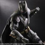 Armoured Batman — Batman v Superman. [Play Arts Kai]