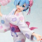 Starting Life in Another World — Rem Yukata Ver. Re:ZERO [1/7 Complete Figure]