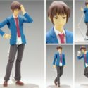 Figma 004. Kyon: School Uniform ver.