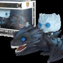 Night King & Dragon — Game of Thrones Funko POP / Король ночи и Дракон — Фанко ПОП Игра Престолов