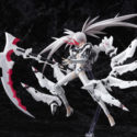 Black Rock Shooter White ver. figure / Стрелок с Черной скалы аниме фигурка