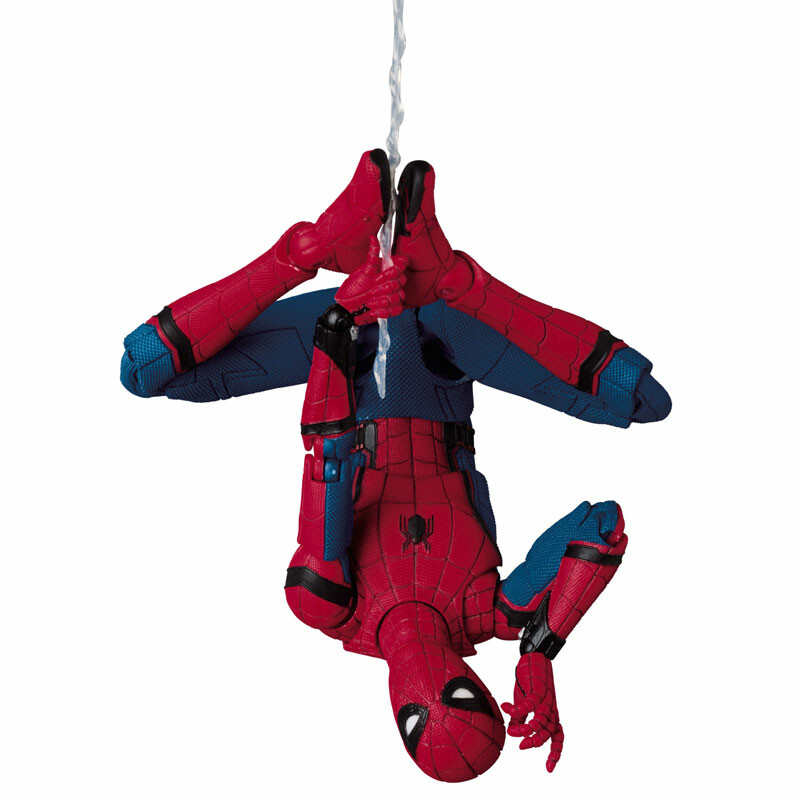 MAFEX No.047 SPIDER-MAN (HOMECOMING Ver.)