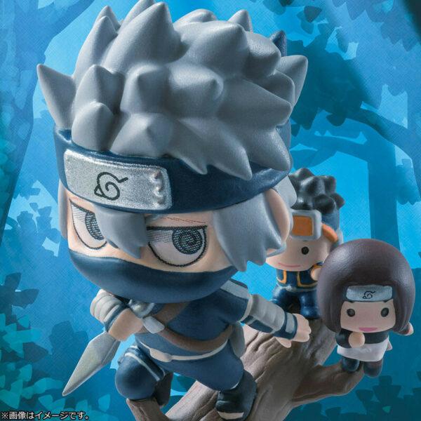 NARUTO Shippuden: Kakashi Hatake Special! Set Naruto mo Iruttebayo! - Petit Chara Land