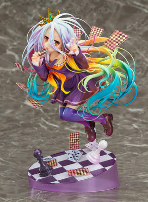 Shiro - No Game No Life [1/8 Complete Figure]