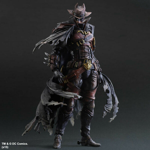 Batman: Timeless Wild West - DC Comics Variant Play Arts Kai