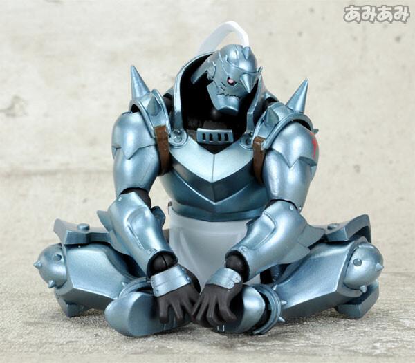 Alphonse Elric - Revoltech Yamaguchi No.117 - Fullmetal Alchemist