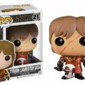 Tyrion Lannister w/Scar Battle Armour — Game of Thrones Funko POP / Тирион Ланнистер — Фанко ПОП Игра Престолов