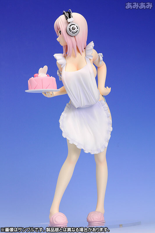 Super Sonico Striped Panties Ver. 1/7