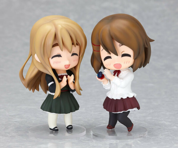 K-ON! - Hirasawa Yui - Kotobuki Tsumugi Live Stage Ver. Set - K-ON! - Nendoroid 110