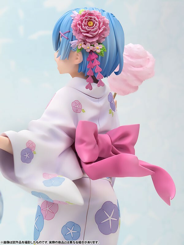 Starting Life in Another World - Rem Yukata Ver. Re:ZERO [1/7 Complete Figure]