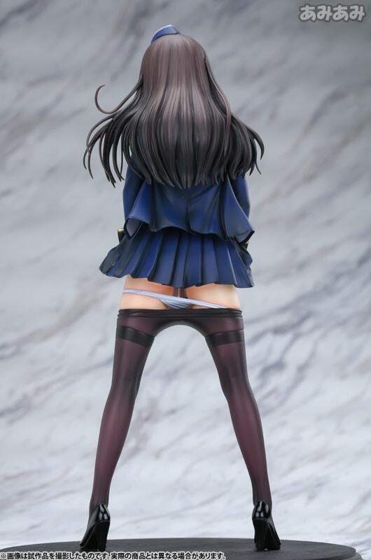 Tokushu Onna Keimukan MP Sakakibara - Recollect - T2 Art☆Girls 1/6