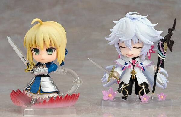 Nendoroid 970-DX. Caster/Merlin: Magus of Flowers Ver.