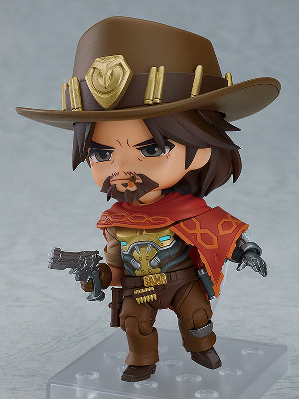 McCree: Classic Skin Edition - Overwatch - Nendoroid 1030