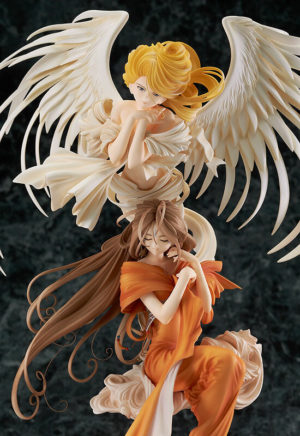 Belldandy with Holy Bell - Oh My Goddess! [1/10 Complete Figure]