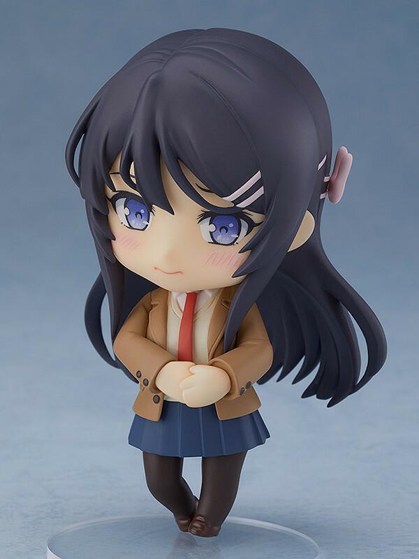 Mai Sakurajima - Seishun Buta Yarou wa Bunny Girl Senpai no Yume wo Minai - Nendoroid 1124