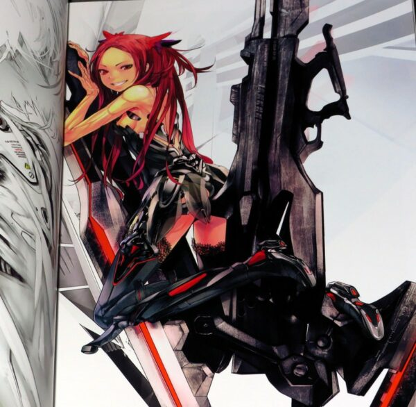 Beatless Redbox - redjuice Collected Illustrations